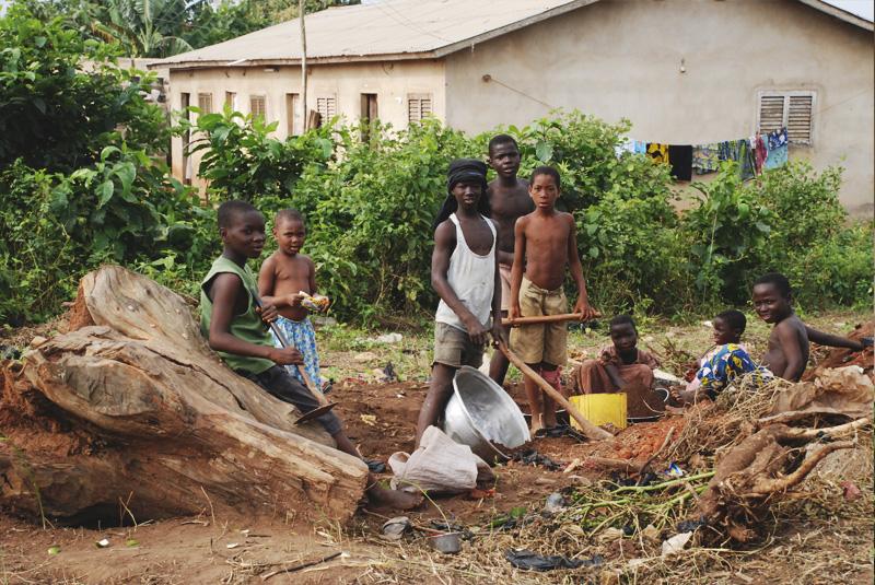 Benin - La Casa Grande